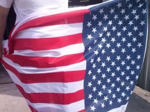 flagi ameryka