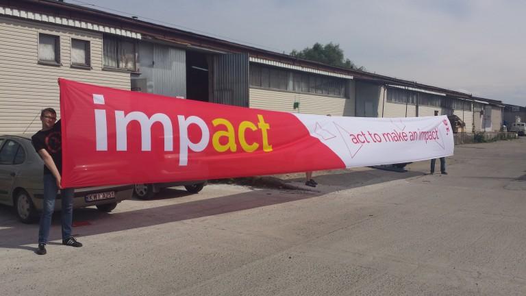 flaga impact