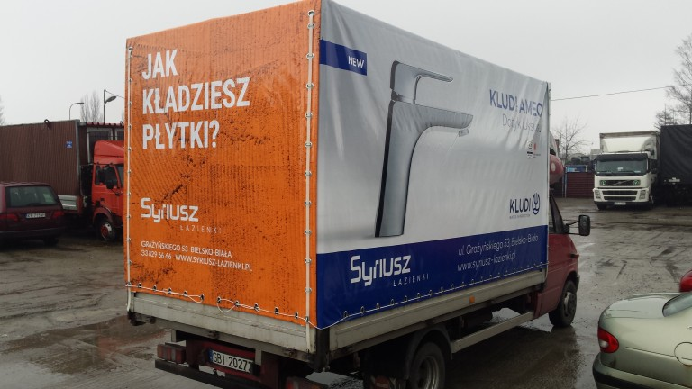 maxtom plandeka reklamowa